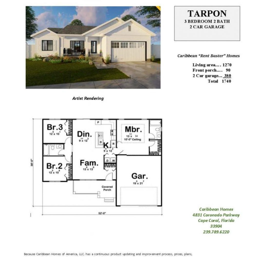 The Tarpon Brochure